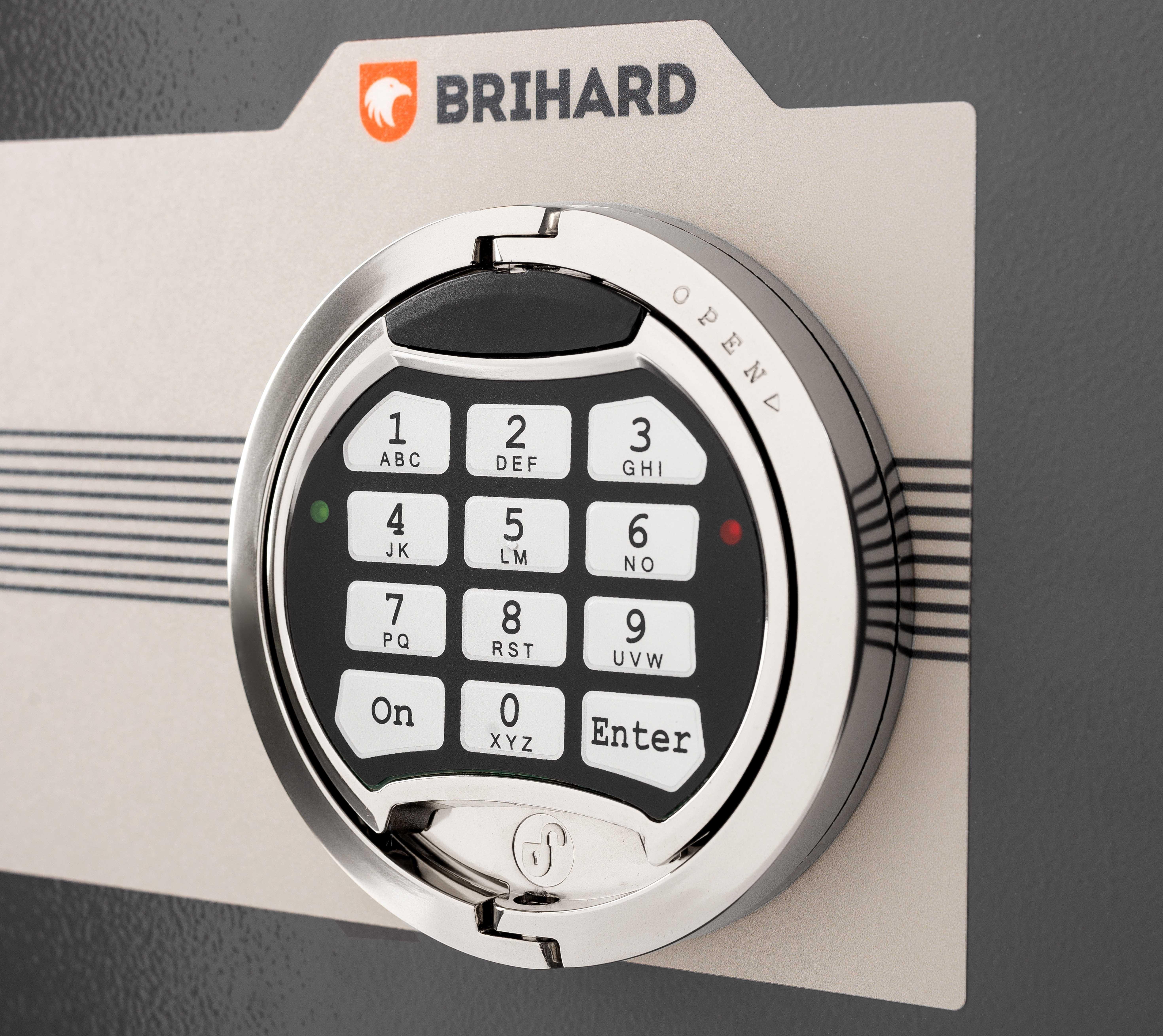 BRIHARD Hunter Pro 6 E
