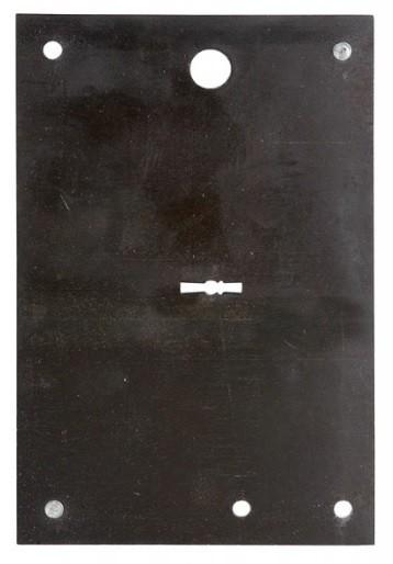 Grūdinto manganinio plieno plokštelė DEFENDER 52