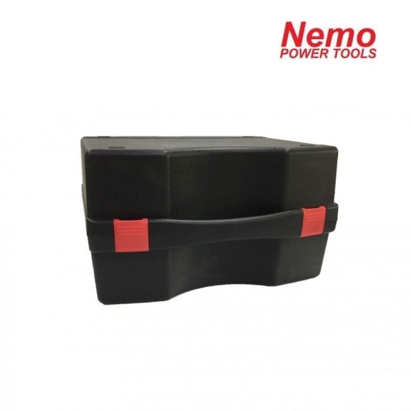 Nemo Grabo profesionalus akumuliatorinis vakuuminis kėliklis iki 170kg su saugojimo dėklu